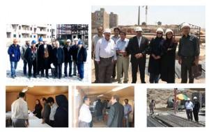 نظارت و کنترل پروژه وامور پیمانکاران