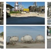 تاسیسات وتجهیزات پالایشگاه نفت لاوان