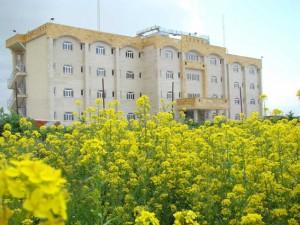 ساختمان ستاد فرماندهی ناجا غرب کشور(همدان)