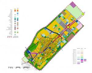 طرح جامع وتفصیلی شهرکوشکنار(هرمزگان)