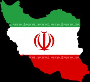 پرچم ایران آریا نور پویا