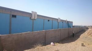 انبار مرکزی دارو و لوازم پزشکی اقلیم کردستان