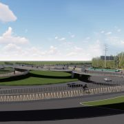 طراحی مسیر دوچرخه و پیاده بخشی از معابر شهر جدید عالیشهر